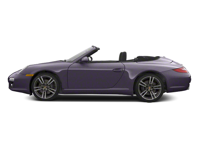 Amethyst Metallic 2012 Porsche 911 Pictures 911 Cabriolet 2D 4S AWD photos side view