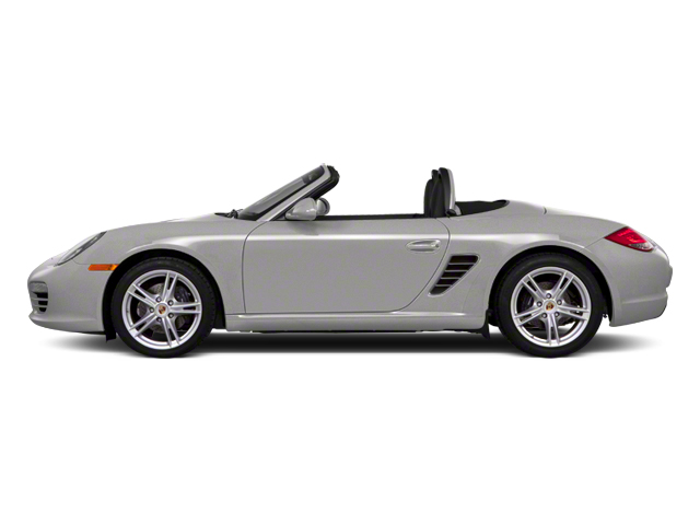 Platinum Silver Metallic 2012 Porsche Boxster Pictures Boxster Roadster 2D Spyder photos side view