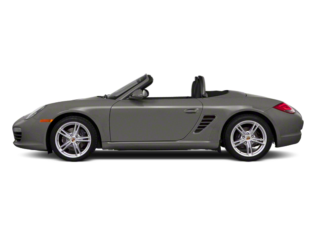 Meteor Grey Metallic 2012 Porsche Boxster Pictures Boxster Roadster 2D photos side view