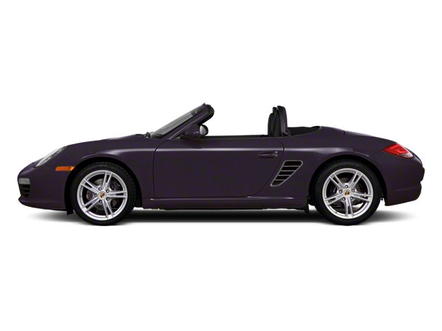 Amethyst Metallic 2012 Porsche Boxster Pictures Boxster Roadster 2D photos side view