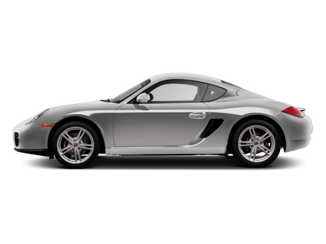 Platinum Silver Metallic 2012 Porsche Cayman Pictures Cayman Coupe 2D photos side view