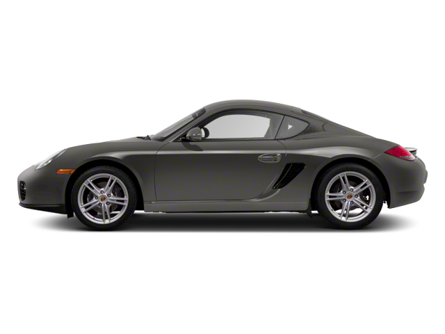 Meteor Grey Metallic 2012 Porsche Cayman Pictures Cayman Coupe 2D photos side view