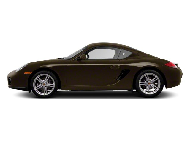 Macadamic Metallic 2012 Porsche Cayman Pictures Cayman Coupe 2D photos side view