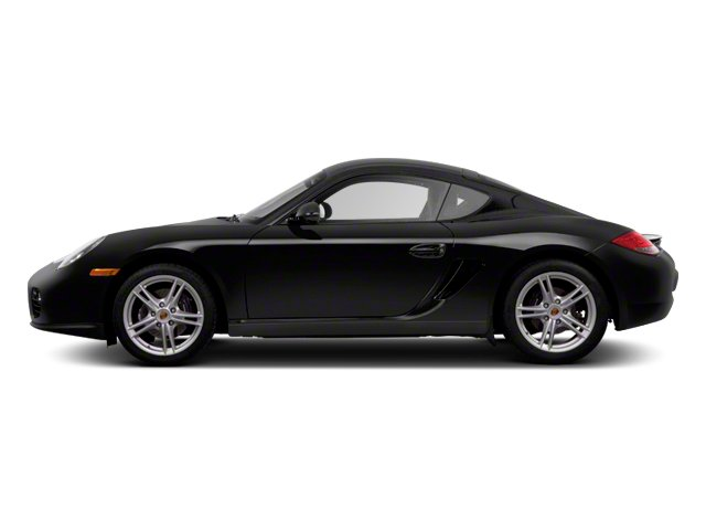 Black 2012 Porsche Cayman Pictures Cayman Coupe 2D photos side view