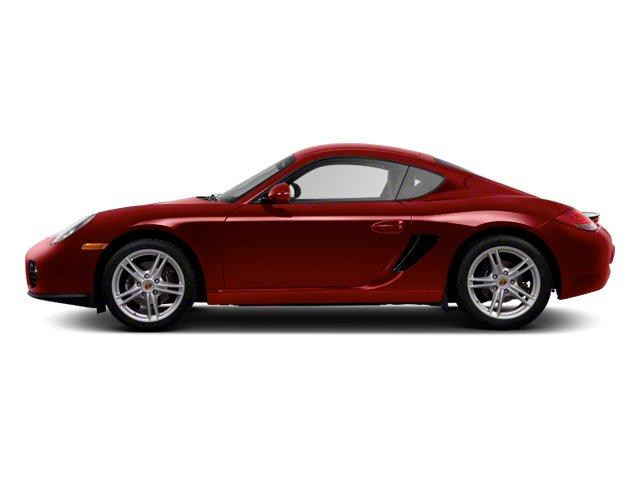 Ruby Red Metallic 2012 Porsche Cayman Pictures Cayman Coupe 2D photos side view