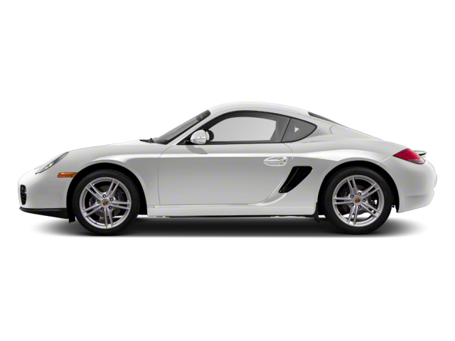 Carrara White 2012 Porsche Cayman Pictures Cayman Coupe 2D photos side view