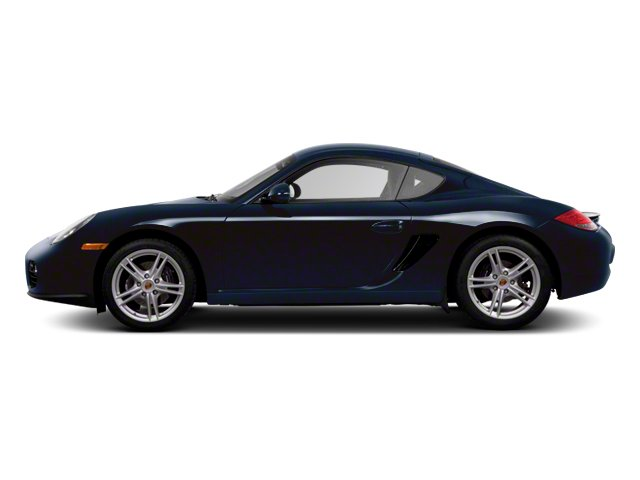 Dark Blue Metallic 2012 Porsche Cayman Pictures Cayman Coupe 2D photos side view