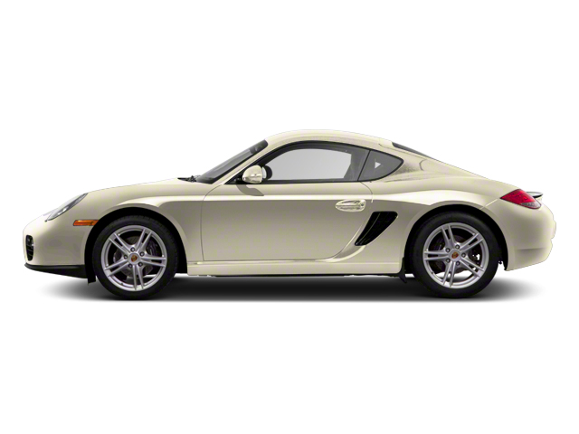 Cream White 2012 Porsche Cayman Pictures Cayman Coupe 2D photos side view