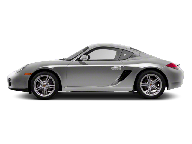 GT Silver Metallic 2012 Porsche Cayman Pictures Cayman Coupe 2D photos side view