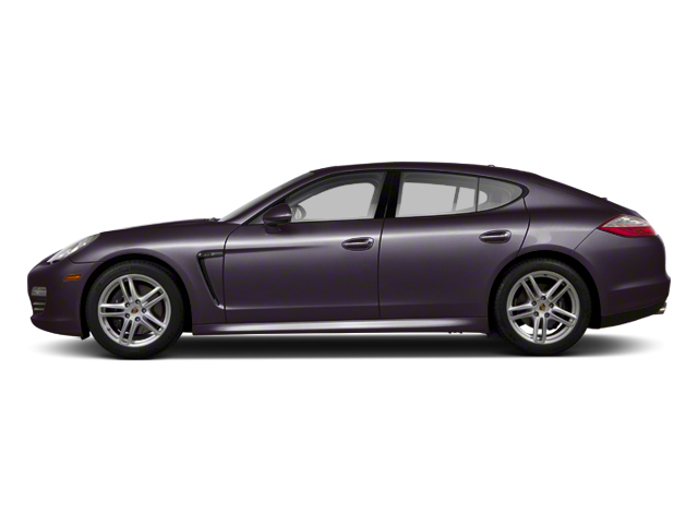 Amethyst Metallic 2012 Porsche Panamera Pictures Panamera Hatchback 4D Turbo AWD photos side view