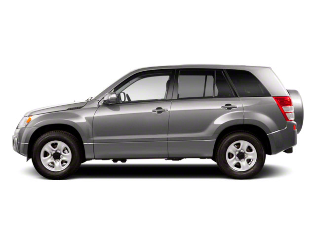 Quicksilver Metallic 2012 Suzuki Grand Vitara Pictures Grand Vitara Utility 4D Premium 4WD photos side view