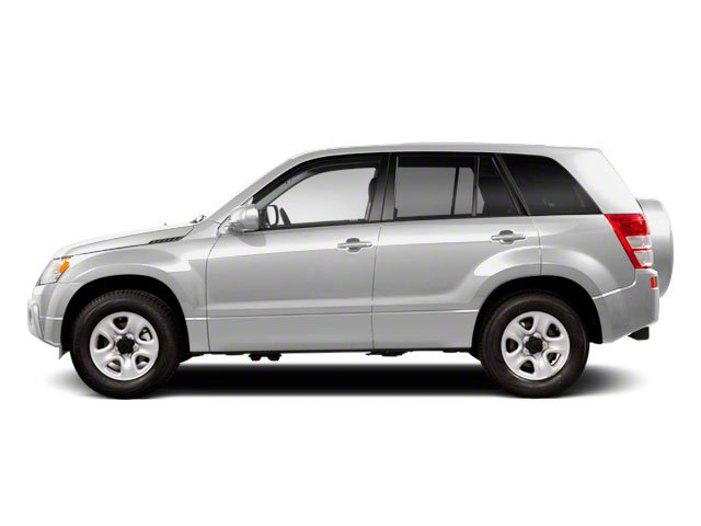 White Water Pearl 2012 Suzuki Grand Vitara Pictures Grand Vitara Utility 4D Premium 4WD photos side view