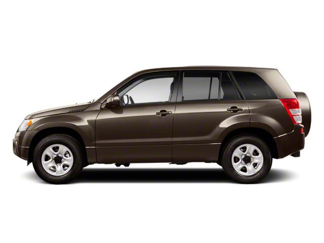 Sandstorm Metallic 2012 Suzuki Grand Vitara Pictures Grand Vitara Utility 4D Premium 4WD photos side view