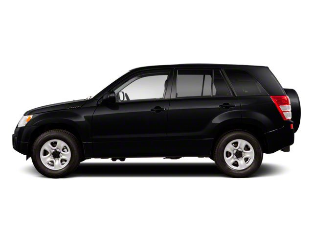 Black Pearl 2012 Suzuki Grand Vitara Pictures Grand Vitara Utility 4D Premium 4WD photos side view