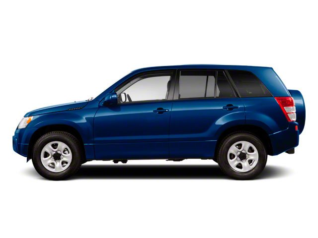 Deep Sea Blue Metallic 2012 Suzuki Grand Vitara Pictures Grand Vitara Utility 4D Premium 4WD photos side view
