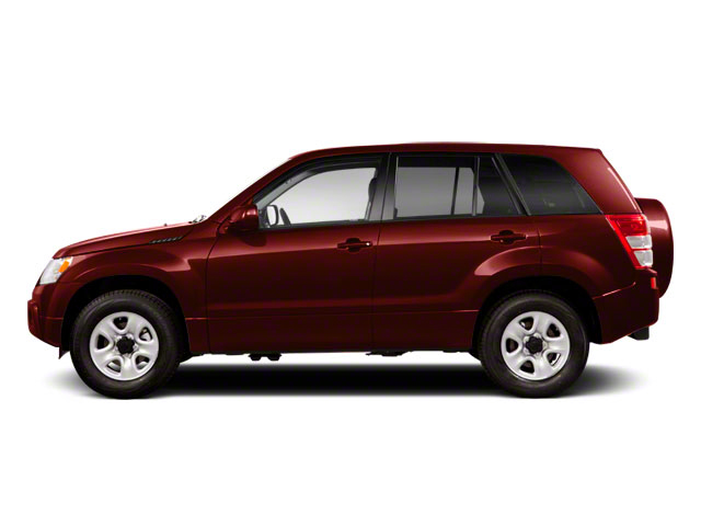 Volcano Red Metallic 2012 Suzuki Grand Vitara Pictures Grand Vitara Utility 4D Premium 4WD photos side view