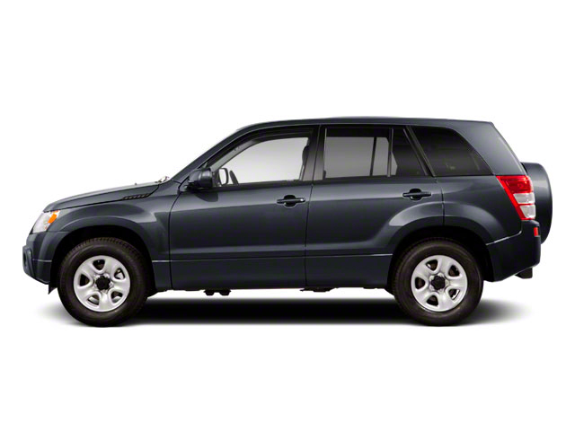 Azure Gray Metallic 2012 Suzuki Grand Vitara Pictures Grand Vitara Utility 4D Premium 4WD photos side view