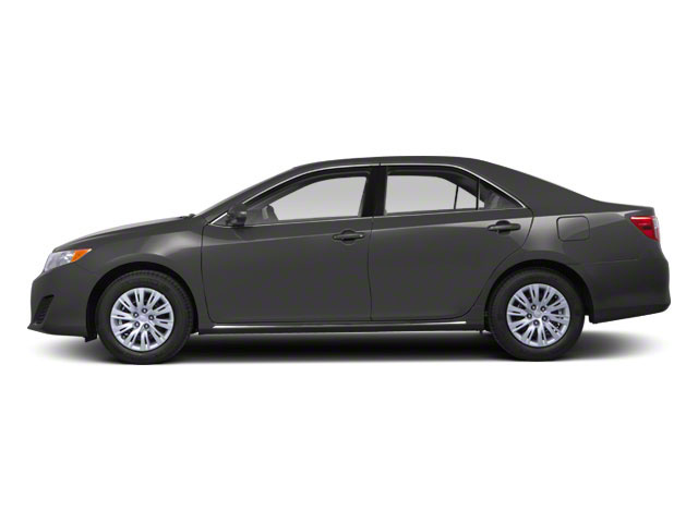 Magnetic Gray Metallic 2012 Toyota Camry Pictures Camry Sedan 4D LE photos side view