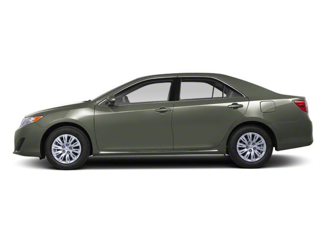 Cypress Pearl 2012 Toyota Camry Pictures Camry Sedan 4D LE photos side view