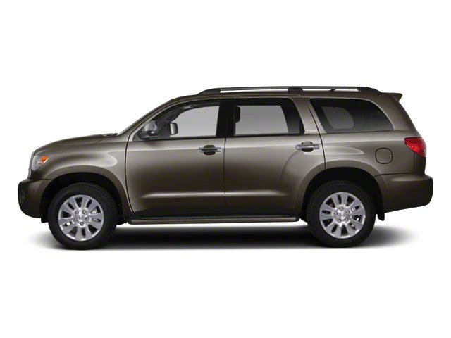 Pyrite Mica 2012 Toyota Sequoia Pictures Sequoia Utility 4D Platinum 4WD photos side view