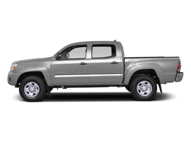 Silver Streak Mica 2012 Toyota Tacoma Pictures Tacoma Base 2WD photos side view