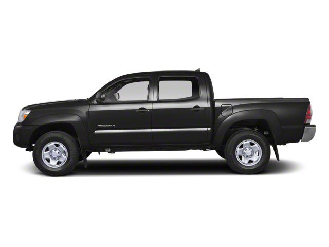 Magnetic Gray Metallic 2012 Toyota Tacoma Pictures Tacoma Base 2WD photos side view