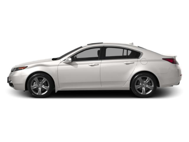 Bellanova White Pearl 2013 Acura TL Pictures TL Sedan 4D Advance AWD V6 photos side view