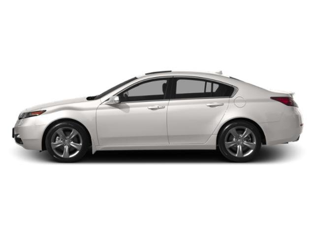 Bellanova White Pearl 2013 Acura TL Pictures TL Sedan 4D Technology AWD V6 photos side view