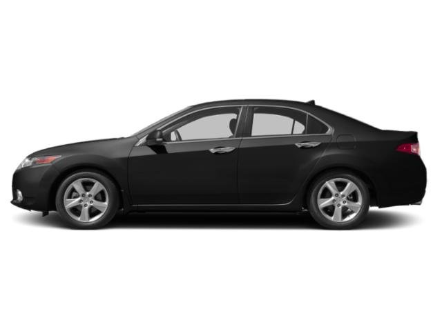 Crystal Black Pearl 2013 Acura TSX Pictures TSX Sedan 4D SE I4 photos side view
