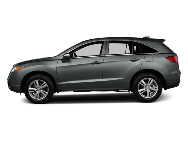 Graphite Luster Metallic 2013 Acura RDX Pictures RDX Utility 4D AWD photos side view