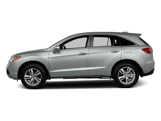 Silver Moon 2013 Acura RDX Pictures RDX Utility 4D AWD photos side view
