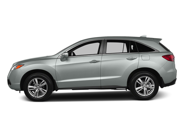 Silver Moon 2013 Acura RDX Pictures RDX Utility 4D 2WD photos side view
