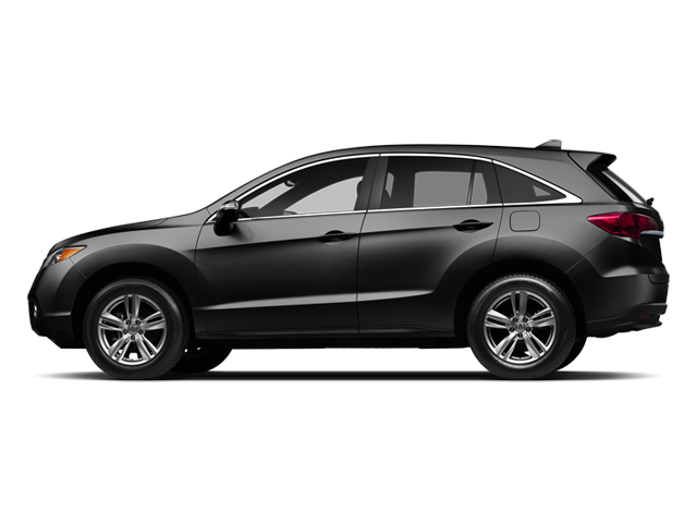 Crystal Black Pearl 2013 Acura RDX Pictures RDX Utility 4D Technology 2WD photos side view