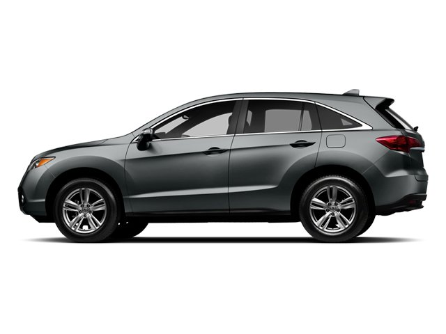 Graphite Luster Metallic 2013 Acura RDX Pictures RDX Utility 4D Technology 2WD photos side view