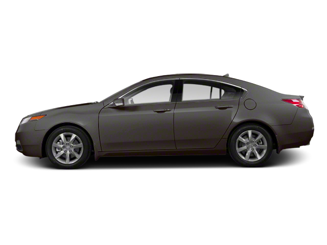 Graphite Luster Metallic 2013 Acura TL Pictures TL Sedan 4D Technology V6 photos side view
