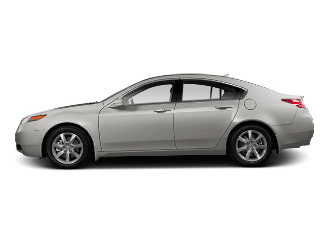 Silver Moon 2013 Acura TL Pictures TL Sedan 4D Technology V6 photos side view