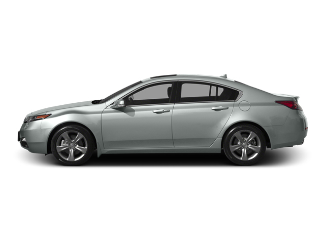 Silver Moon 2013 Acura TL Pictures TL Sedan 4D Advance V6 photos side view