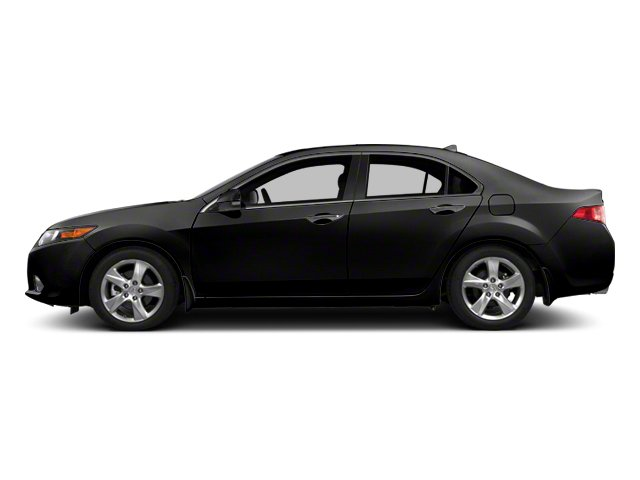 Crystal Black Pearl 2013 Acura TSX Pictures TSX Sedan 4D Technology I4 photos side view