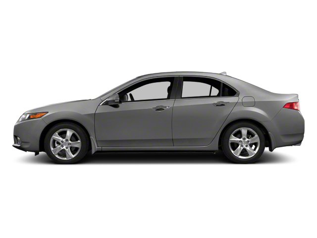 Graphite Luster Metallic 2013 Acura TSX Pictures TSX Sedan 4D Technology I4 photos side view