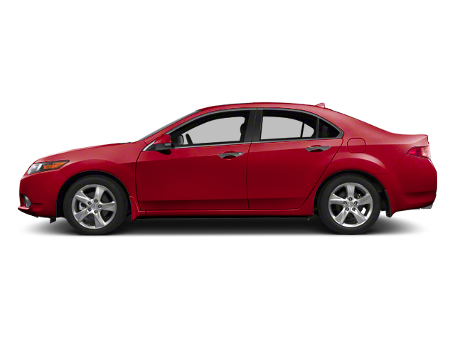 Milano Red 2013 Acura TSX Pictures TSX Sedan 4D Technology I4 photos side view