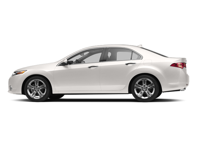 Bellanova White Pearl 2013 Acura TSX Pictures TSX Sedan 4D Technology V6 photos side view