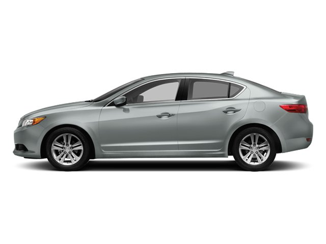Silver Moon Metallic 2013 Acura ILX Pictures ILX Sedan 4D photos side view