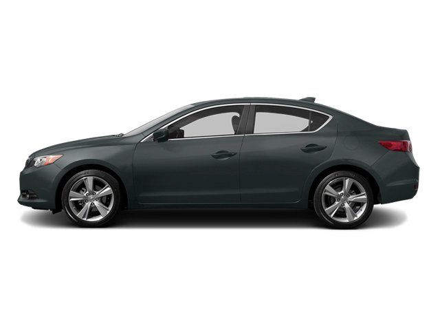 Polished Metal Metallic 2013 Acura ILX Pictures ILX Sedan 4D Technology photos side view