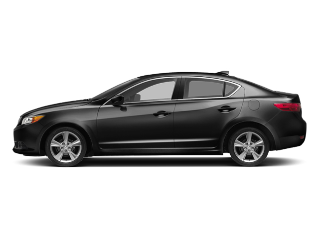Crystal Black Pearl 2013 Acura ILX Pictures ILX Sedan 4D Premium Manual photos side view