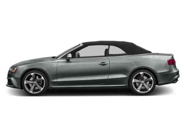Monsoon Gray Metallic 2013 Audi S5 Pictures S5 Convertible 2D S5 Premium Plus AWD photos side view
