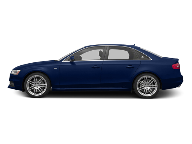 Scuba Blue Metallic 2013 Audi A4 Pictures A4 Sedan 4D 2.0T Premium Plus AWD photos side view