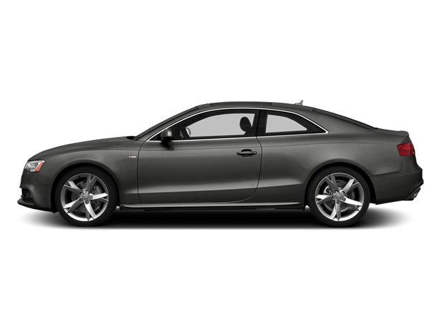 Monsoon Gray Metallic 2013 Audi A5 Pictures A5 Coupe 2D Premium AWD photos side view