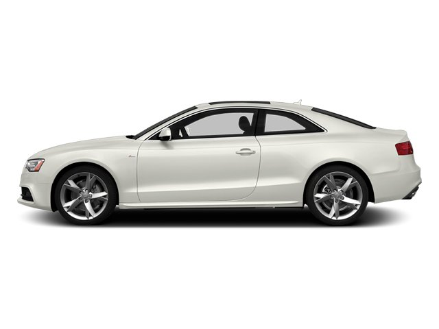 Ibis White 2013 Audi A5 Pictures A5 Coupe 2D S-Line AWD photos side view