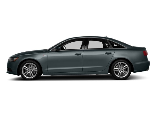 Aviator Blue Metallic 2013 Audi A6 Pictures A6 Sedan 4D 2.0T Premium 2WD photos side view