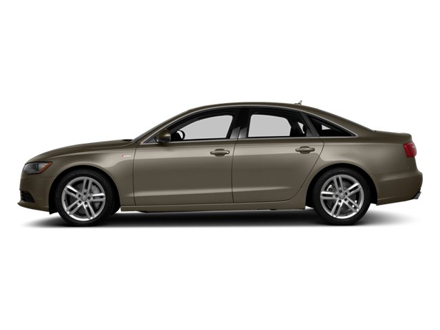 Dakota Gray Metallic 2013 Audi A6 Pictures A6 Sedan 4D 2.0T Premium 2WD photos side view